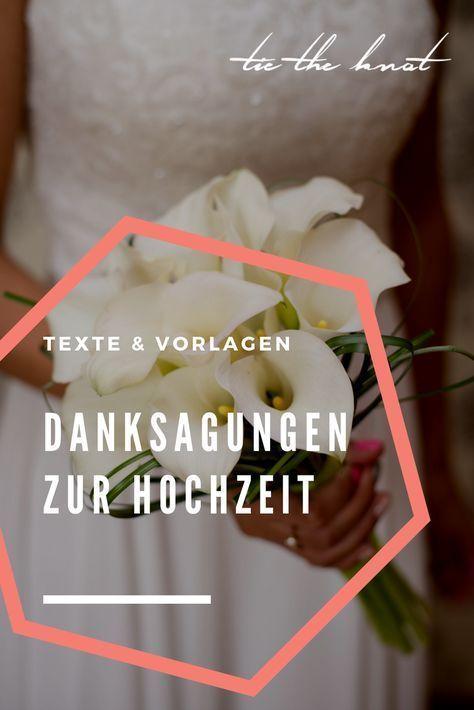 Danksagungen Zur Hochzeit Tipps Ideen Texte Und Zitate Dankeskarten Hochzeit Text Hochzeit Danke Danksagung Text