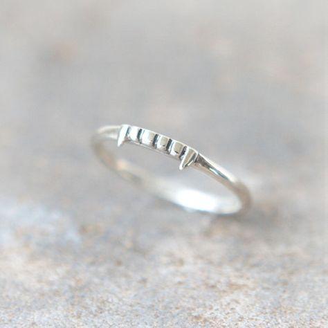 Vampire ring in sterling silver                                                                                                                                                      More