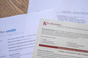 Resume Paper Resume Job Hunting Job Opening