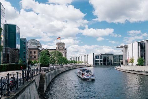 ღღ Berlin Germany Spree River Haben Wir Auch Gemacht Deutschland Stadt Berlin