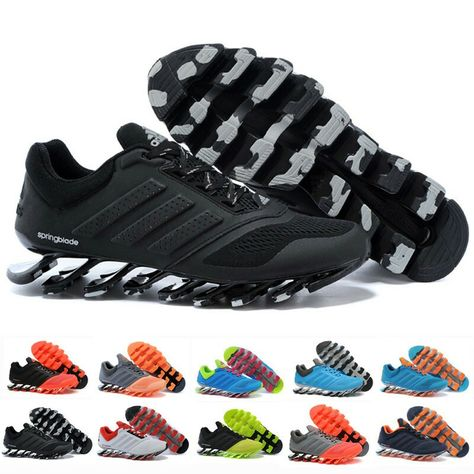 Adidas Spring Blade Running Shoes Whatsapp at 09818499836 for price  to  book ur orders very low price only 3500  Adidas Spring Blade Shoes   Pinterest