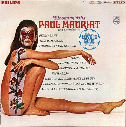 Paul Mauriat And His Orchestra - Blooming Hits (Vinyl, LP, Album) at Discogs…