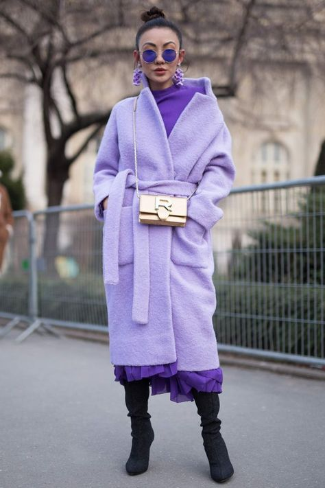 Paris Fashion Week Street Style Pictures and Photos - Winter Outfits