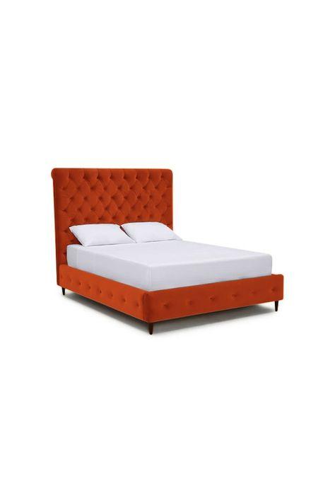 Dana Bed Bed Tufted Bed Frame Bed Furniture