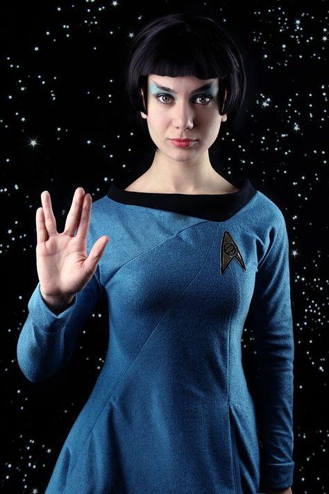 Dilemma   Star trek cosplay, Star trek images, Star trek