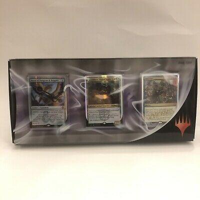 more! Magic the Gathering Hascon 2017 4 card Set w//Grimlock