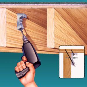 Squeak Relief Floor Repair Kit Squeaky Floors Fix Squeaky Floors Repair