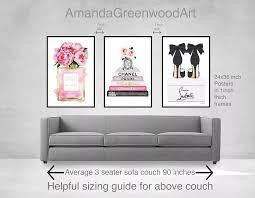 Wall Art How Big Should My Artwork Be Jessica Kenyon Studio Hanging Art Room Artwork Couch Decor
