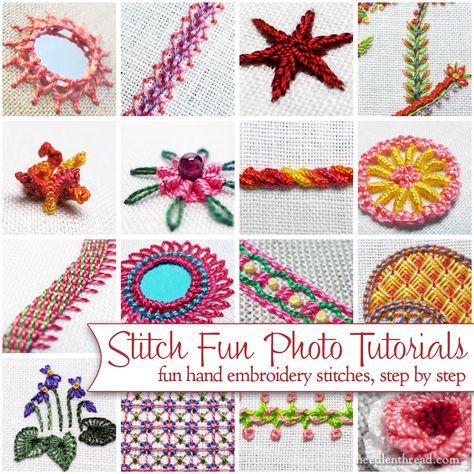 Stitch Fun Index
