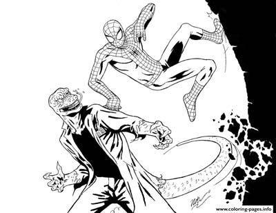 Disegni Da Colorare Spiderman E Lizard.100 Spiderman Coloring Pages January 2020 Nel 2020 Disegni Da Colorare Disegni Da Colorare Lego Disegni