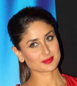 Kareena Kapoor Square Face With Curved S Shape Eyebrows Eyebrow Shaping Eyebrow Shape Types Of Eyebrows