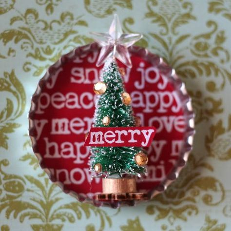 Easy Holiday Ornament
