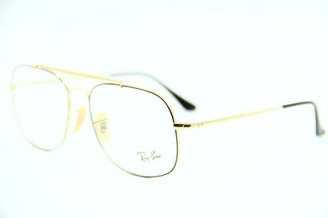 c389c6244e NEW RAY-BAN RB 6389 2946 BLACK GOLD EYEGLASSES AUTHENTIC FRAME RX RB6389  55-16
