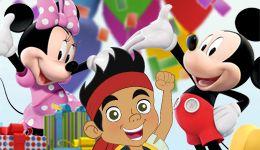 Disney Junior Birthday Celebration
