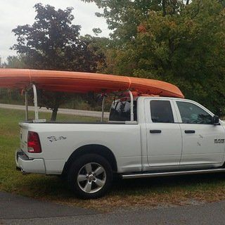 Kayak Truck Rack Works With Tonneau Cover Kayak Rack For Truck Tonneau Cover Kayaking