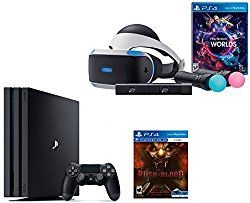 PlayStation VR Launch Bundle 3 Items: VR Launch Bundle