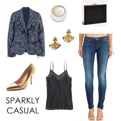 Fashion Friday: Holiday Event Dressing