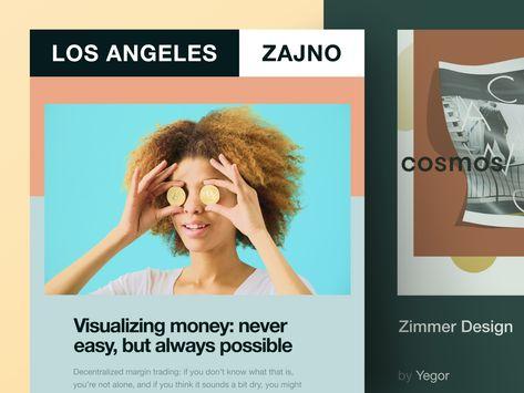Zajno Newsletter #7: Let's talk money