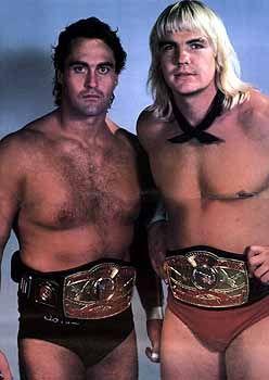 Mike Rotunda & Barry Windham