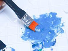 Cómo Mezclar Colores Para Obtener Un Color Turquesa Mezcla De Colores Como Mezclar Colores Tabla De Mezclas De Color