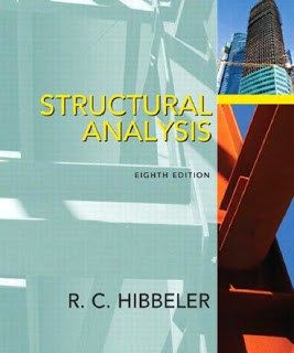 Structural Analysis by Hibbeler | CIVIL ENGINEERING- FREE PDF BOOKS