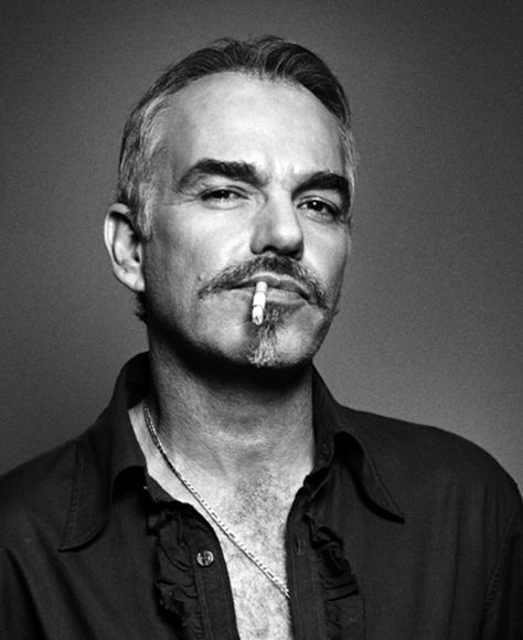 Billy Bob Thornton. photo brian bowen smith (mentor herb ritts)