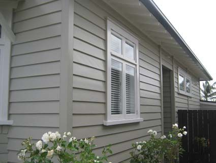 dulux exterior house colour love dulux domino with white home