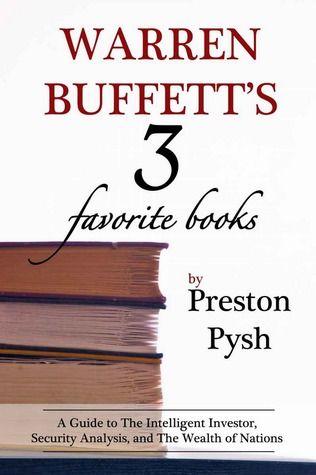 Pdf Download Warren Buffett S Three Favorite Books By Preston