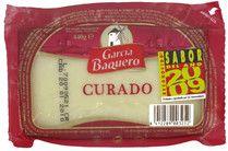 Garcia Baquero Queso Mezcla Curado Mini 440 Gr Cheese Label