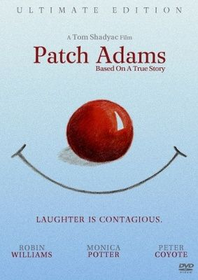 Patch Adams Poster Id 748719 Patch Adams Adams Movie Patches