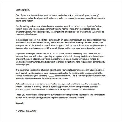 Doctor Note Letter Template Doctors Note Doctors Note Template Notes Template