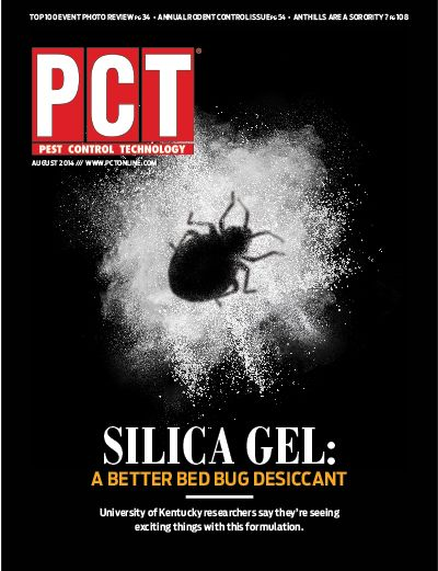 Cover Story Silica Gel A Better Bed Bug Desiccant Bed Bugs Silica Gel Silica