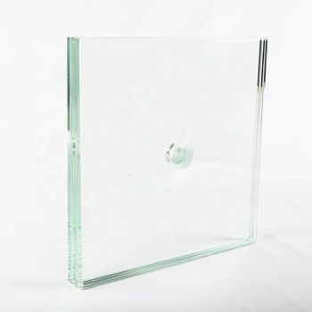 Wholesale Price 4mm 5mm 6mm 8mm Drilling Holes Extra Clear Tempered Glass Storefront Glass Laminated Glass Tempered Glass
