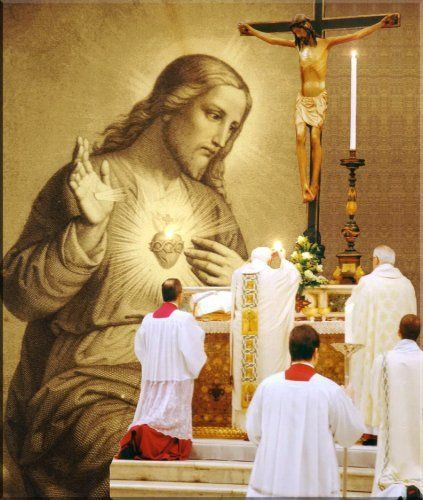 Image result for mass consecration