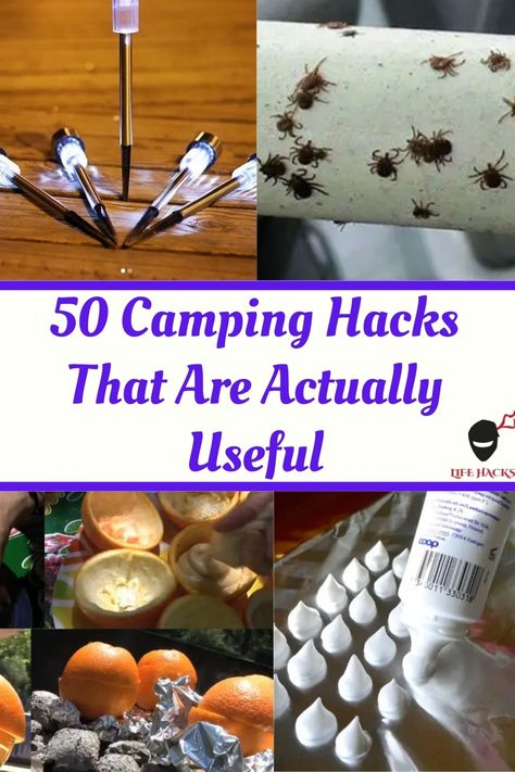 Camping Life, Camping Meals, Camping Hacks, Camping Cooking, Diy Camping, Beach Camping, Camping Checklist, Life Hacks Home, Crochet Flower Tutorial