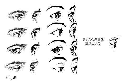 eye shapes drawing 496099715207222559 - Easy Tips for Drawing Eyes Cartoon Eyes Drawing, Guy Drawing, Drawing People, Drawing Eyes, Anime Eyes Drawing, Human Face Drawing, Anatomy Drawing, Eye Drawing Tutorials, Digital Painting Tutorials