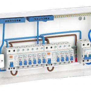 Wiring Diagram Dual Rcd Consumer Unit New Lap Garage Unit Wiring Diagram Wiring Diagram Elektroprovodka Dekorativnye Podelki Podelki
