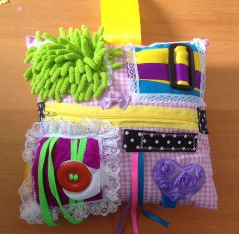 Mini Tactile Cushion Carry Bag, Dementia Activity Product   eBay