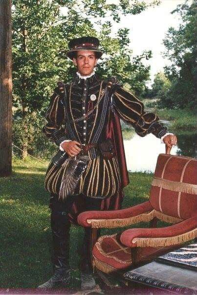 1996 Bristol Renaissance Faire | Costumes Made by Frank