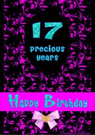 FREE Milestone Birthday Cards For 11 12 13 14 15 16 17 18 Year