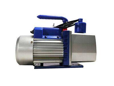 7 CFM 3//4HP TWO STAGE Rotary Vane 110V Vacuum Pump HVAC