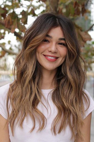 Hey Brunettes Twilighting Is The New Way To Add Ultra Flattering Low Maintenance Color To Brown Hair In 2020 Cool Hair Color Hair Inspo Color Brunette Hair Dye