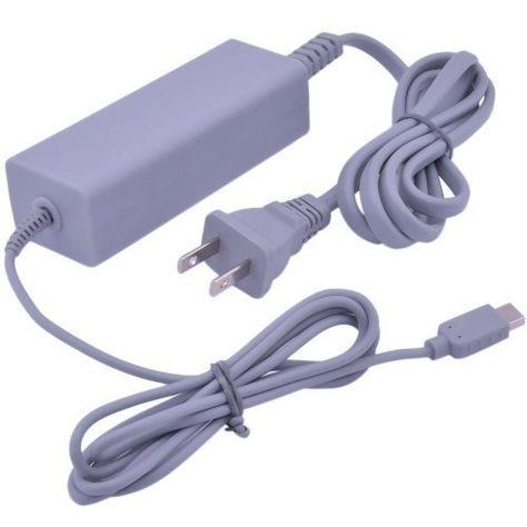 ElementDigital Wii U AC Power Adapter Charger for Nintendo Wii U Gamepad Remote Controller