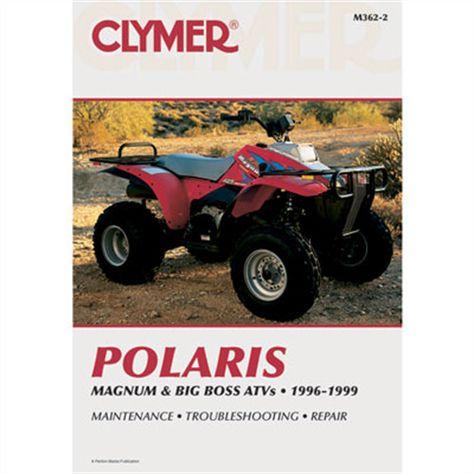 Ebay Sponsored Clymer Repair Manuals M3622 Polaris Big Boss 500 6x6 Magnum 425 2x4 Magnum Etc Clymer Repair Manuals Magnum