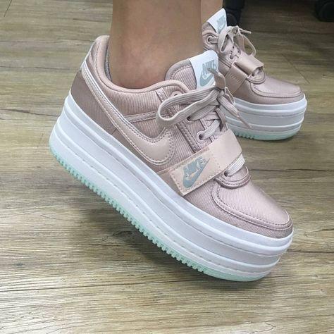 Nike  Vandal  Doublestack  sneakers in particle beige  236f1b2ea