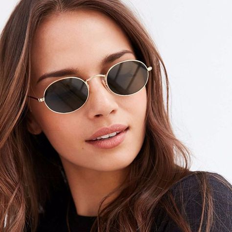 594fab4046 Winla Polarized Sunglasses Classic Metal Frame Oval Style Shades Vintage  Brand Designer Ultra-light Sunglasses Women Men WL1019  jewelry