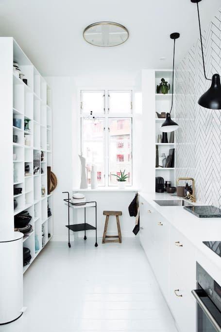 Pin Von Virtuves Lv Auf Kitchen Design Wohnung Wohnung Mieten Haus Interieurs