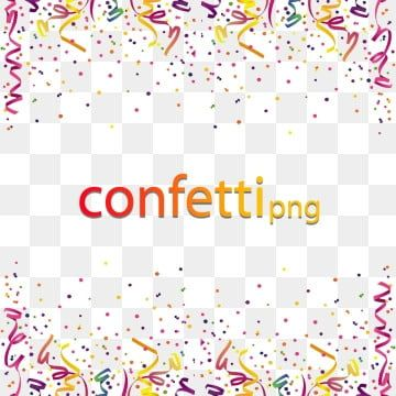 Millions Of Png Images Backgrounds And Vectors For Free Download Pngtree Confetti Background Vector Free Floral Pattern Vector