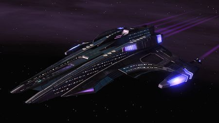 Carrier - Official Star Trek Online Wiki | To boldly pin
