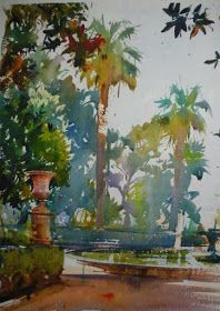 Geoffrey Wynne& web page, member of the Royal Institute of Painters in Watercolour, professional watercolourist.Página web de Geoffrey Wynne, miembro del Royal Institute of Painters in Watercolours, acuarelista profesional.